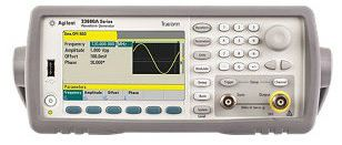 33621A Waveform Generator, 120 MHz, 1-Channel  Function / Arbitrary Waveform Generators   Keysight Technologies