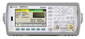 33510B Waveform Generator, 20 MHz, 2-Channel  Function / Arbitrary Waveform Generators   Keysight Technologies