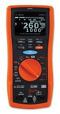 U1461A Insulation Multimeter, OLED display, 50V to 1kV