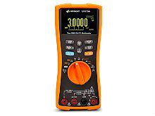 U1273A Handheld Digital Multimeter, 4 digit, Water and Dust Resistant with OLED Display  Handheld Digital Multimeter, Oscilloscope, Clamp Meter, LCR   Keysight Technologies