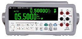 34450A Digital Multimeter, 5 1/2 Digit Digital Multimeter  Keysight Technologies
