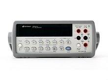 34401A Digital Multimeter, 6 Digit Digital Multimeter  Keysight Technologies
