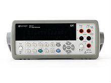 34411A Digital Multimeter, 6 Digit Enhanced Performance Digital Multimeter  Keysight Technologies