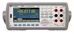 34465A Digital Multimeter, 6 Digit, Performance Truevolt DMM Digital Multimeter  Keysight Technologies