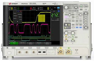 DSOX4024A Oscilloscope: 200 MHz, 4 Channels  Oscilloscope  Keysight Technologies
