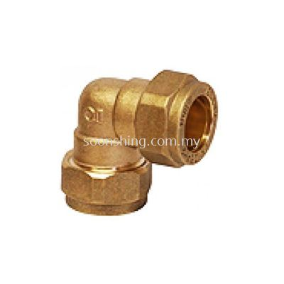 Copper Fittings Elbow CxC 22mm x 22mm