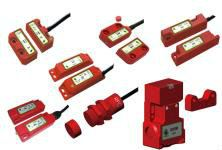 Coded Non Contact Safety Switches Plastic Idem Safety