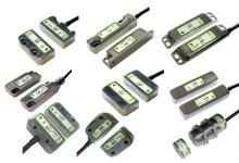 Non Contact Magnetic Switches Metal: HYGIEMAG Idem Safety