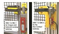 GATE BOLTS for Tongue and Non-Contact Switches Idem Safety