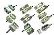 Coded Non Contact Switches Metal: HYGIECODE Idem Safety