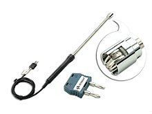 U1182A Industrial Surface Temperature Probe Options and Accessories  Keysight Technologies