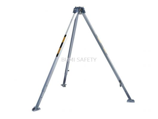 Mobile Tripod Anchorage