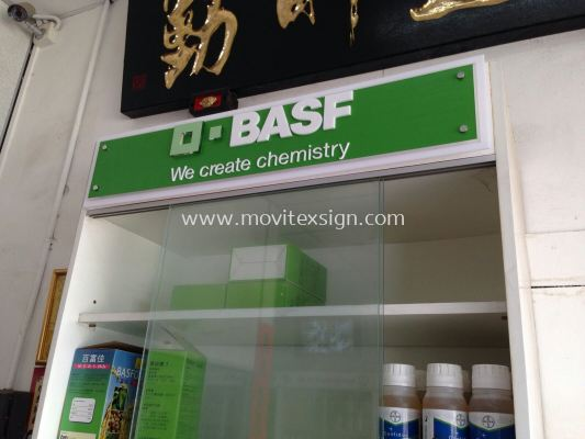 display branding products showcase need 3D signage to give your products image outstanding in market's (click for more detail)