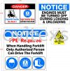 New design safety signage  for Slic Gelang Patah SME lndahpurah FACTORY   Safety Signage safety sign sample