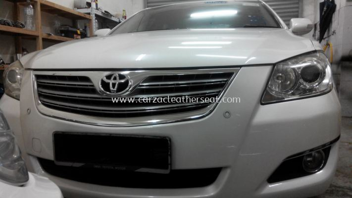 TOYOTA CAMRY DASH BOARD REPLACE