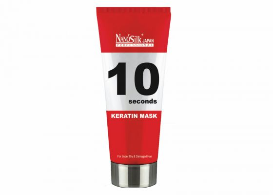 10 SECONDS KERATIN HAIR MASK