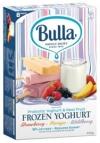 Bulla Frozen Yoghurt Strawberry Mango Wildberry 8 Pack Bulla Premium Ice Cream
