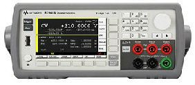 B2962A 6.5 Digit Low Noise Power Source  DC Power Supply   Keysight Technologies