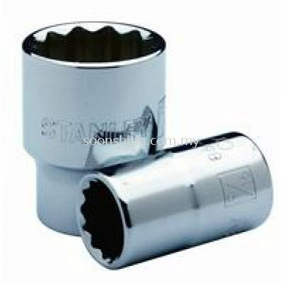 19mm 12 Point Standard Socket