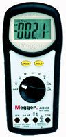 Megger AVO310 Digital multimeters