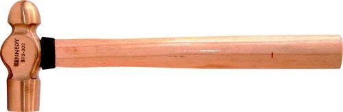2LB SPARK RESISTANT BALLPEIN HAMMER WOOD SHAFT Cromwell Tools