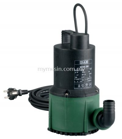 DAB NOVA 200M-NA Submersible Pump [Code : 4945]