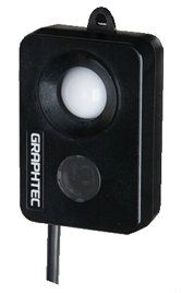Illuminance/UV Sensor (GS-LXUV) Compact Data Logger Graphtec