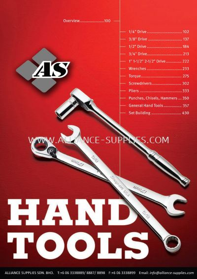 1.02 SNAP-ON Hand Tools