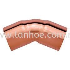Copper Elbow 45° (Medium Bend)