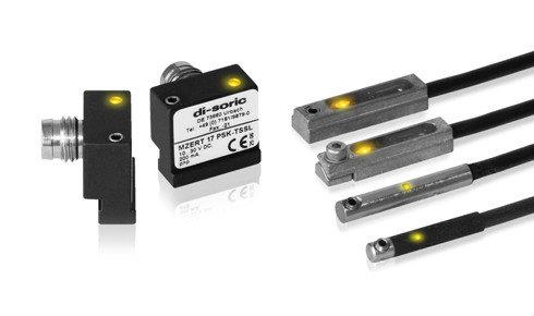 Cylinder Sensors Sensors Di- Soric