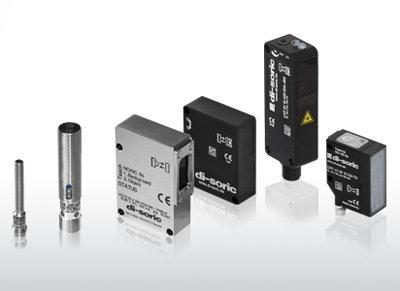 Photoelectric Sensors Sensors Di- Soric