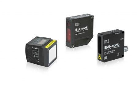 Laser Distance Sensors Sensors Di- Soric