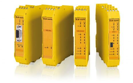Safety Controller Safety Engineering Di- Soric