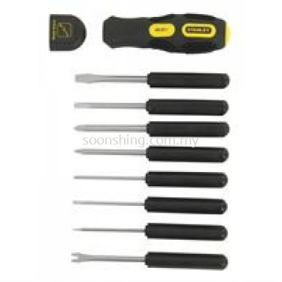 Stanley 62-511 9 Way Screwdriver
