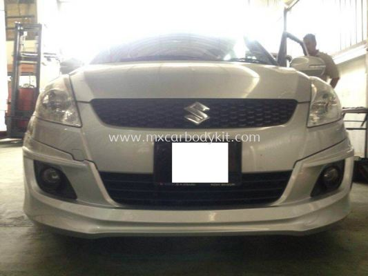SUZUKI SWIFT 2013 MONSTER BODYKIT