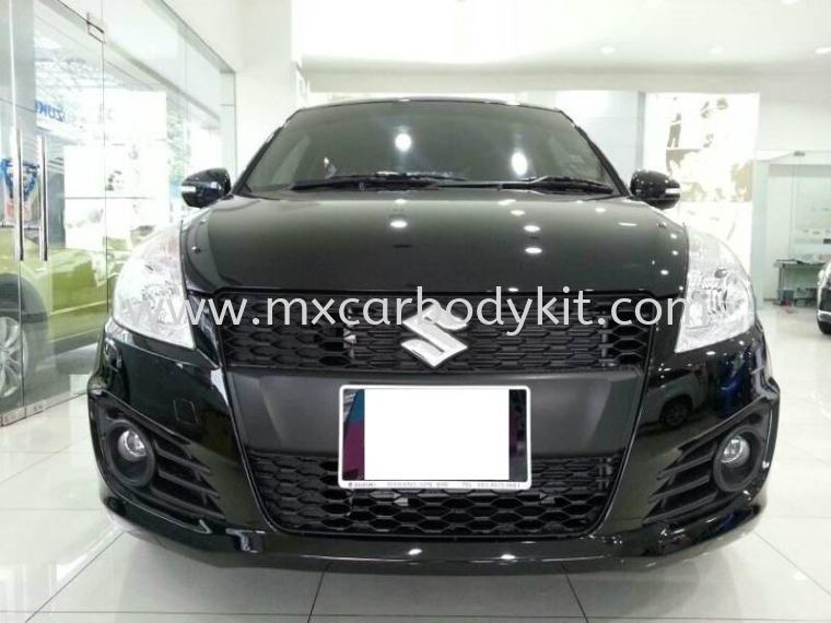 SUZUKI SWIFT 2013 SPORT BODYKIT SWIFT 2013 SUZUKI