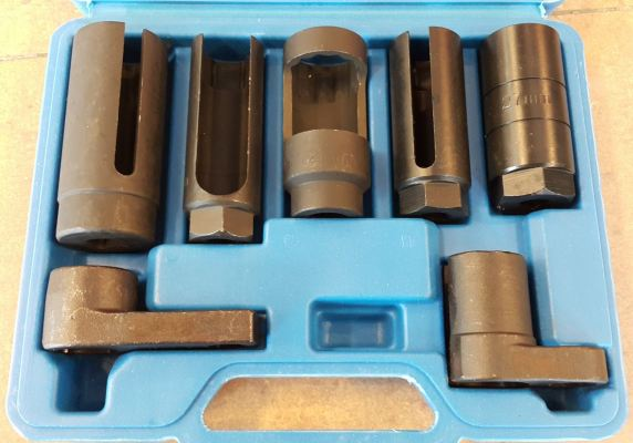 Hand Tool SENSOR SOCKET SET 7PCS ID227792