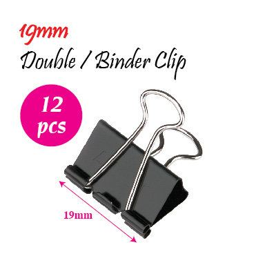 19mm Binder Clip