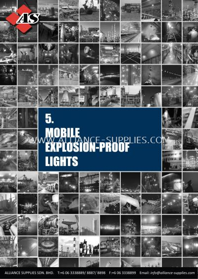 17.05 Mobile Explosion-Proof Lights