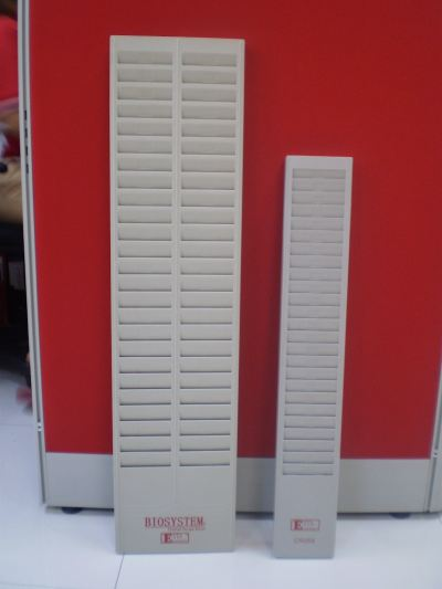 50 Slot Card Rack Biosystem