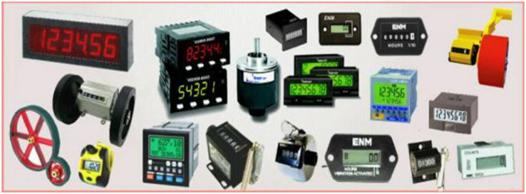 Encoder/Counter Products and Measuring Instrument