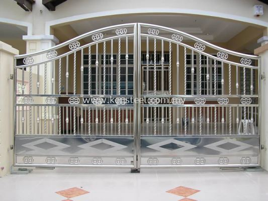 Stainless steel main gate32