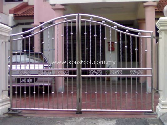 Stainless steel main gate70