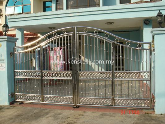 Stainless steel main gate50