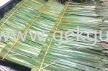 RAW 009 - Atap Leaf Rattan / Bamboo Raw Material