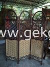SCR 009 - Rattan Webbing Screen  Rattan / Bamboo Screen / Partition  Rattan / Bamboo / Wooden Furniture