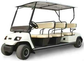 CM6A Electric Golf Car