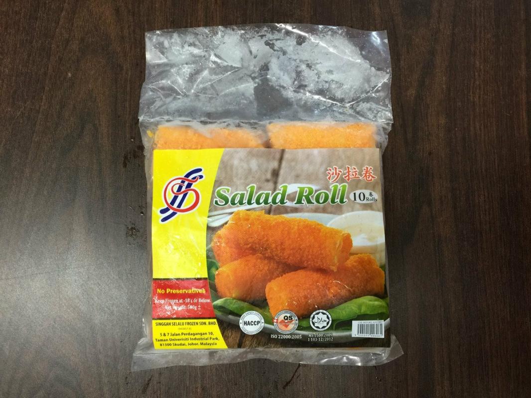 Salad Roll ɳÀ¾í Others Johor Bahru (JB) Supplier, Supply, Suppliers, Supplies | Singgah Selalu Frozen Sdn Bhd