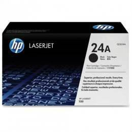 HP 24A BLACK LASERJET TONER CARTRIDGE (Q2624A)