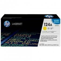 HP 124A YELLOW LASERJET TONER CARTRIDGE (Q6002A)
